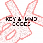 Key / Immo Codes