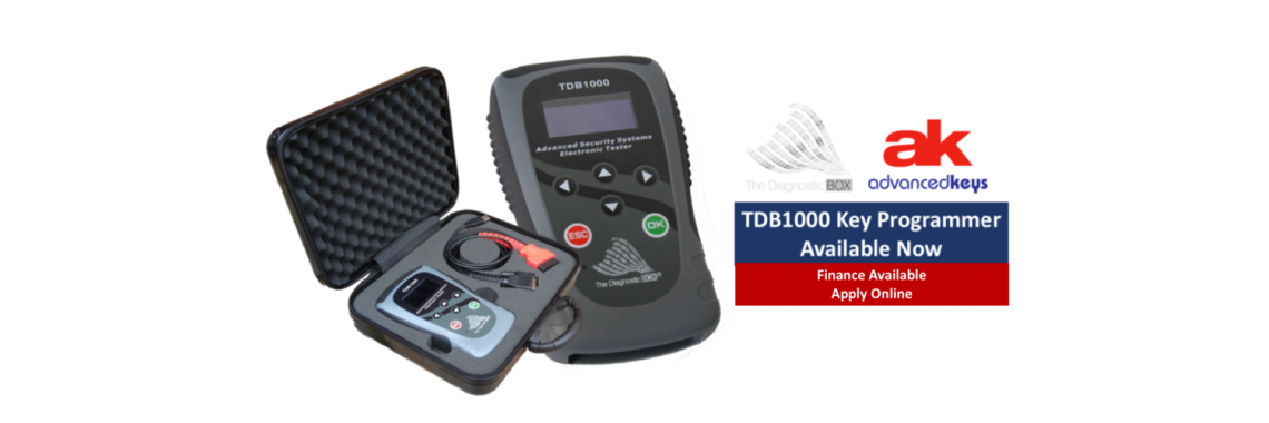 TDB1000 Available now